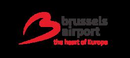 Brussels Airport zetel reinigen